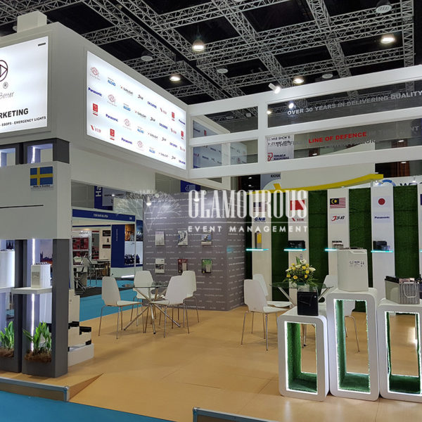 Exhibition Booth Stand Design and Build Jumbohan Marketing