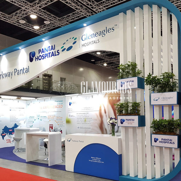 Exhibition Booth Stand Design and Build Parkway Pantai