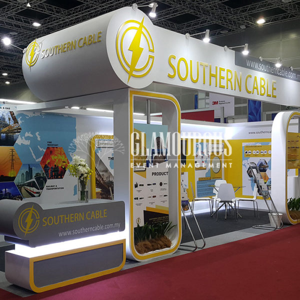 Exhibition Booth Stand Design and Build Southern Cable