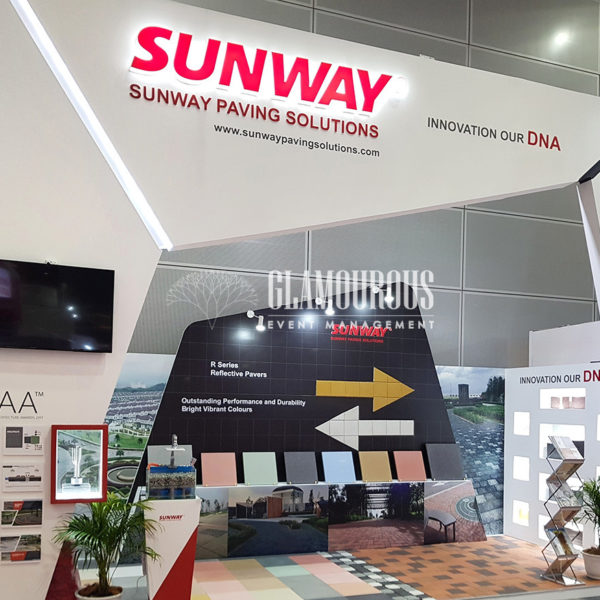 Exhibition Booth Stand Design and Build Sunway